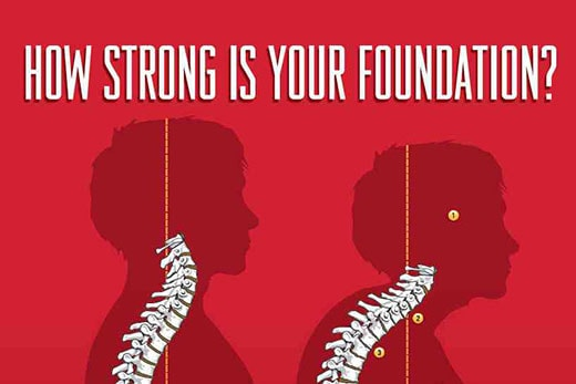 Spinal foundation image